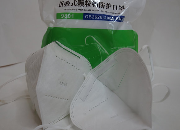 KN95 (9801)PARTICULATE PROTECTIVE MASK