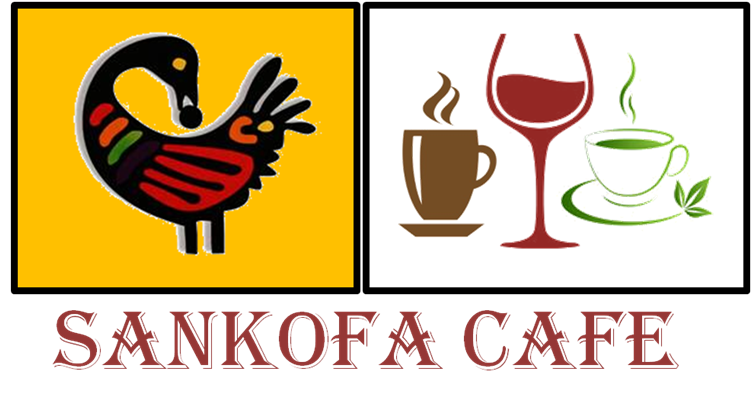 Sankofa Cafe Logo