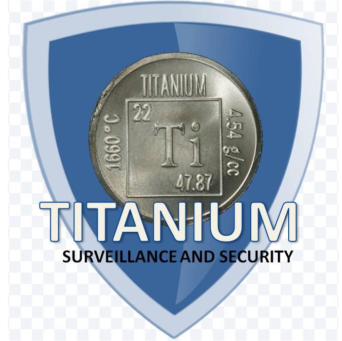 Titanium Surviellance and Security