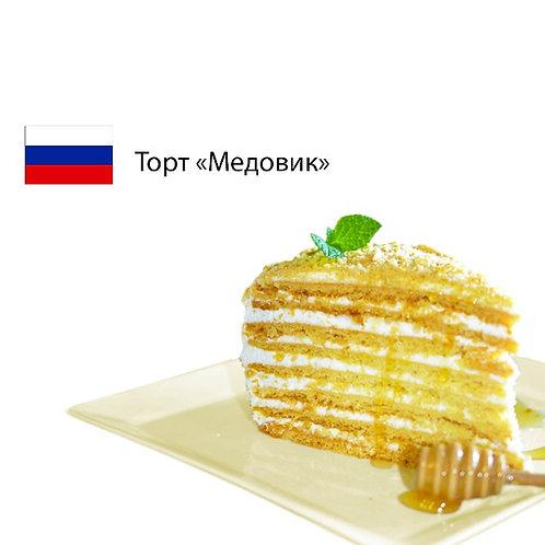 """Торт """"Медовик"""" классический"""