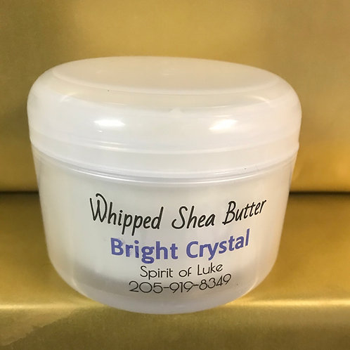 Bright Crystal Whipped Shea Butter