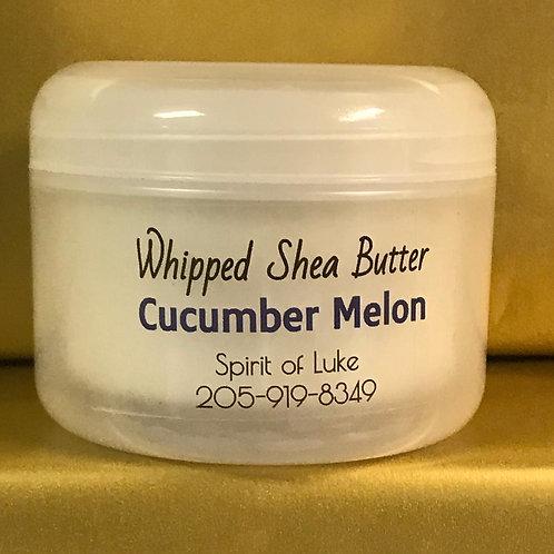 Cucumber Melon Whipped Shea Butter