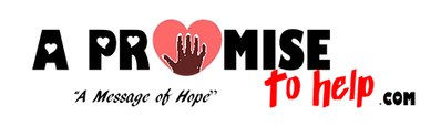 A Promise to Help - Red Help Brown hand