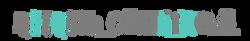 refresh clothes logo blue gray
