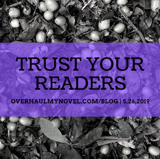 Trust Your Readers