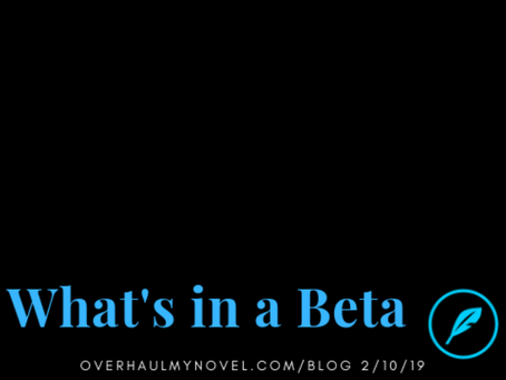 What's in a Beta