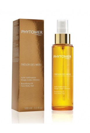 Драгоценное масло для лица, тела и волос PHYTOMER, 100 мл