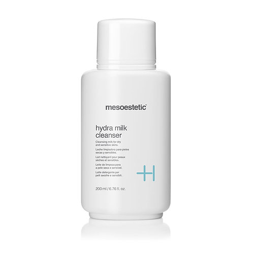 Mesoestetic Hydra milk cleanser Очищающее молочко, 200 мл