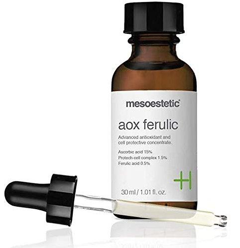 Сыворотка антиоксидант Mesoestetic Aox Ferulic