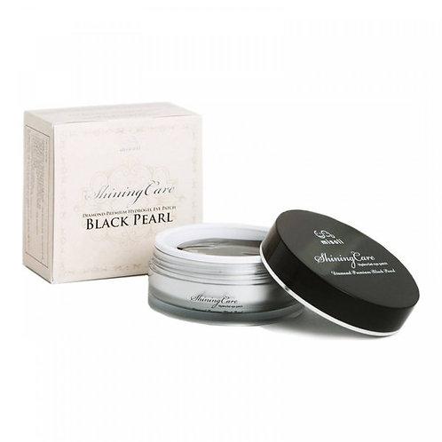 Патчи для глаз Misoli Hydrogel Shinning Care Black Pearl Eye Patch 60 шт/30 пар