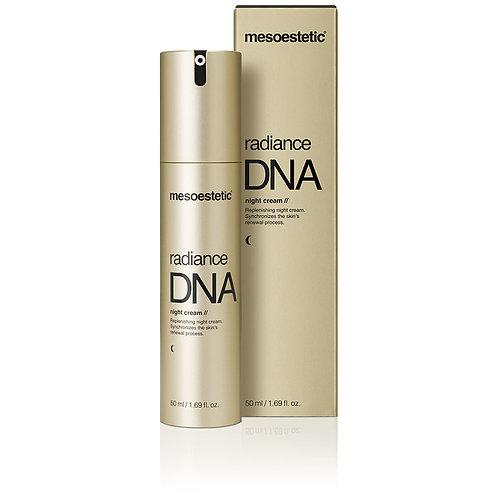 Mesoestetic  Radiance DNA night cream Ночной крем, 50 мл