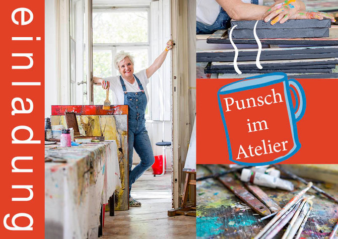 Save the date: Punsch im Atelier 2.-4.12.2016