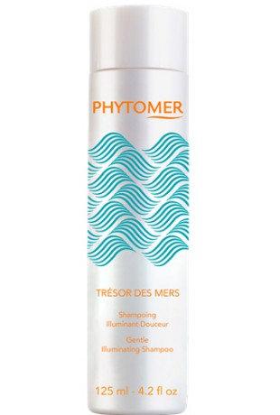 Мягкий Морской шампунь для блеска волос PHYTOMER, 125 ml
