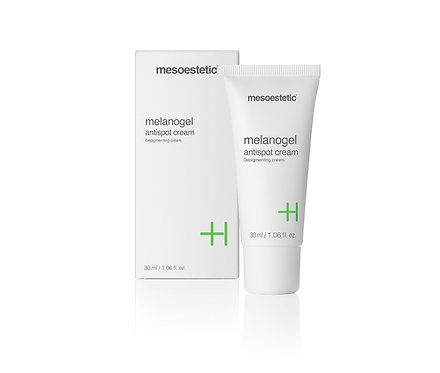 Mesoestetic Melanogel anti-spot cream Осветляющий крем, 30 мл