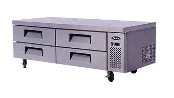 MGF8453 Equipment Stand, Refrigerated Base