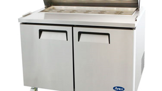 MSF8302 Sandwich Prep Table-48 inches Refrigerator