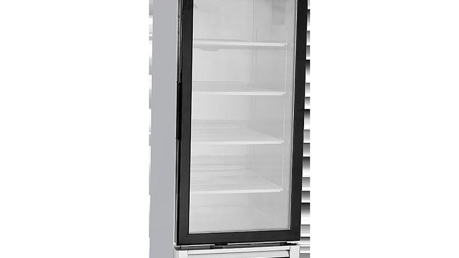 MCF8701 Glass door Merchandiser-Freezer Series