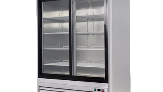 MCF8709 Glass door Merchandiser- Refrigerator Series