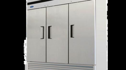 MBF8508 Upright Refrigerator- Bottom Mount Series