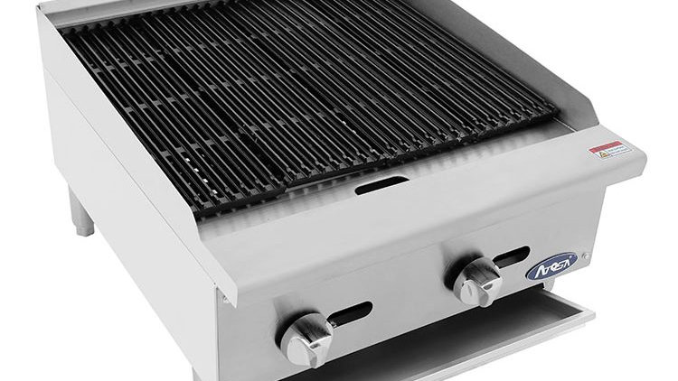 ATCB-24 HD 24″ Char-Rock Broiler