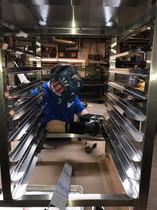 Custom Built Stainless Steel Cooling/Storage Rack