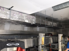 Custom Built Stainless Steel Duct Work & Installation 4