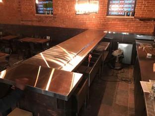 Custom Built & Installed Stainless Steel Countertops 2