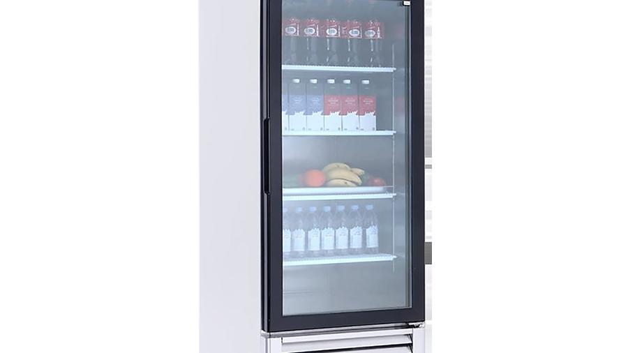 MCF8705 Glass door Merchandiser-Refrigerator Series
