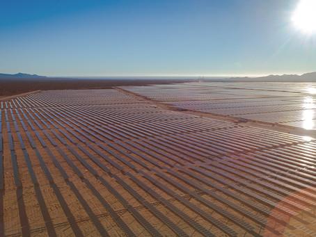 Suncast prestó servicios a 850 MW equivalentes al 28% de la capacidad solar instalada en Chile