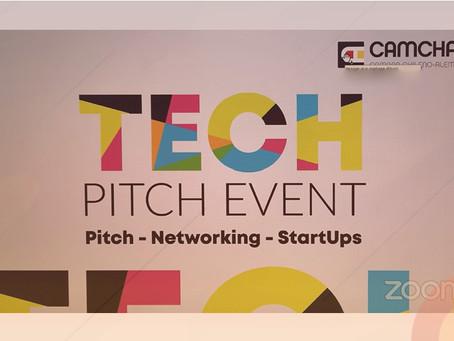 Suncast lanzó su nuevo servicio Gestión de Limpieza en 5toTech Pitch Event de CAMCHAL