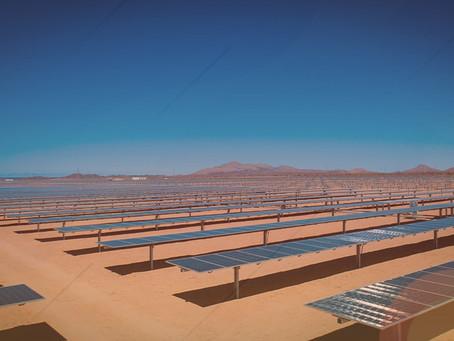 Suncast incluyó impacto de lluvias en cálculo de ensuciamiento de paneles solares