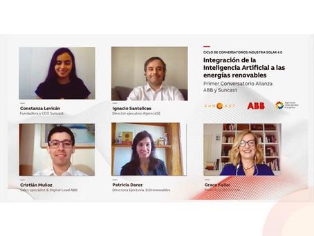 Suncast y ABB en Chile se unen para impulsar un futuro más eficiente y sostenible