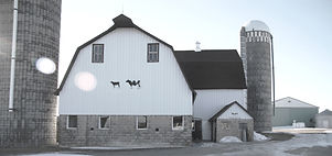 Marketing Studio - quintessential barn yard on a local farm