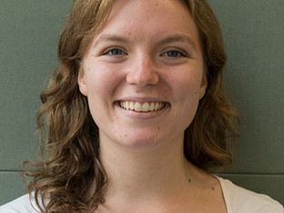 Congratulations Sophie Lewandowski on a Ruth L. Kirschstein NRSA fellowship!