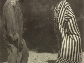 Is it love or spectacle?: a review of Modern Couples: Art, Intimacy and the Avant-Garde