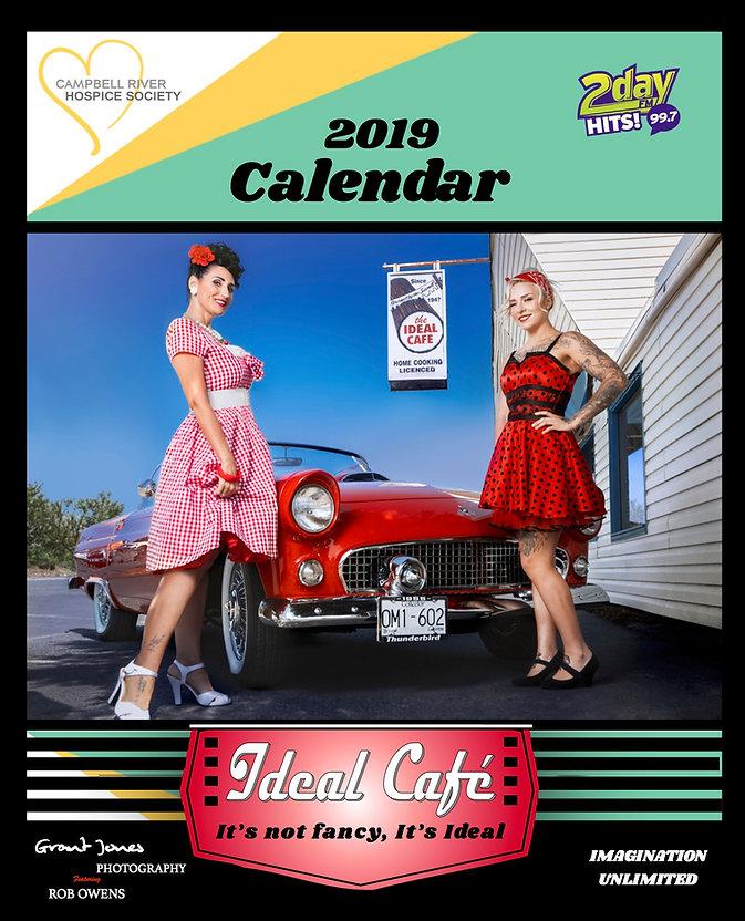 JPEG Advertising Calendar (centered 2019
