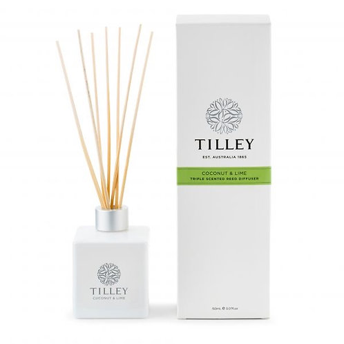 Coconut & Lime Reed Diffuser - LARGE