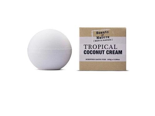 Bath Fizz - Tropical Coconut