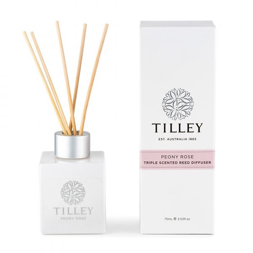 Peony Rose Reed Diffuser - SMALL
