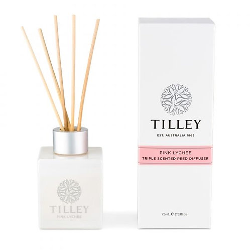 Pink Lychee Reed Diffuser - SMALL