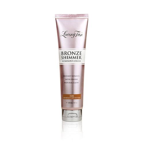 Bronze Shimmer Luminous Cream - DARK