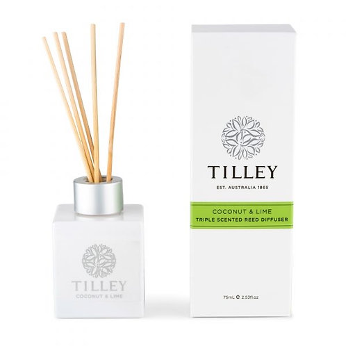 Coconut & Lime Reed Diffuser - SMALL