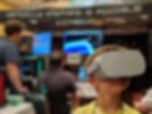 Virtual Reality Arcade Indiana
