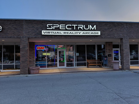 The Very First Ever Spectrum VR Arcade Blog Post to Ever Exist Ever