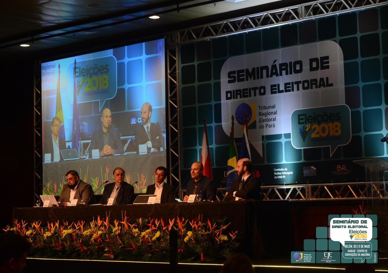 Seminário de Direito Eleitoral-2018