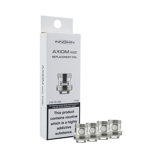 Axiom Coils