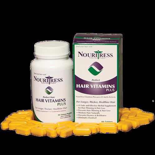 Nouritress Hair Vitamin Plus