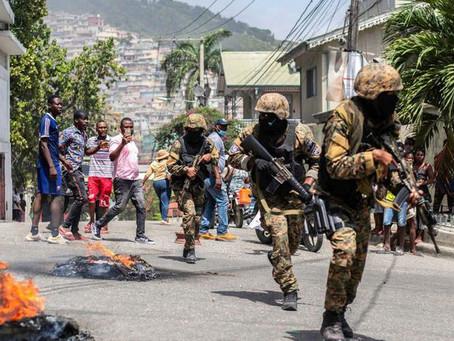 Haití: crisis económica, emergencia sanitaria, inestabilidad política y el Magnicidio