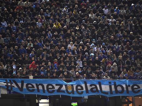 Mi bandera rota: Crónica de un venezolano en Argentina
