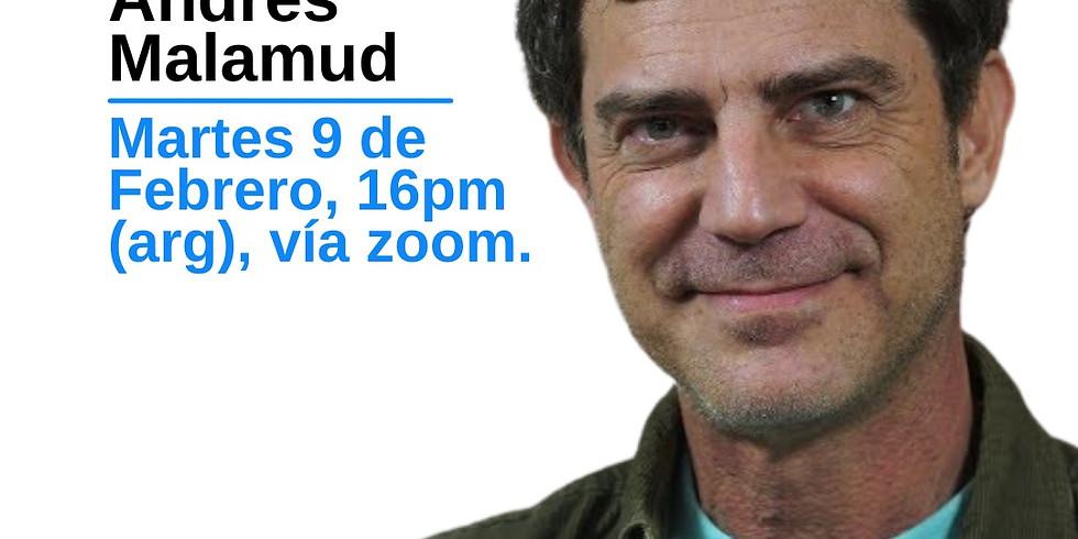 Hablemos de lo Nuestro: Con Andrés Malamud